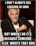 uselogging